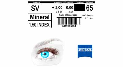 Zeiss SV Mineral 1.5
