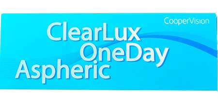 ClearLux OneDay Aspheric