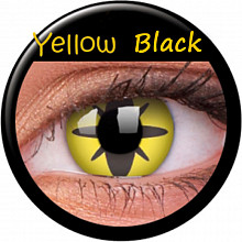 Fusion Yellow Black