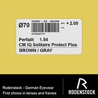 Perfalit 1.54 ColorMatic IQ Solitaire Protect Plus