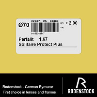 Perfalit 1.67 Solitaire Protect Plus