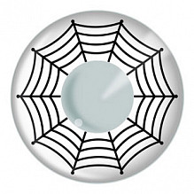 Fusion Black Spider Web